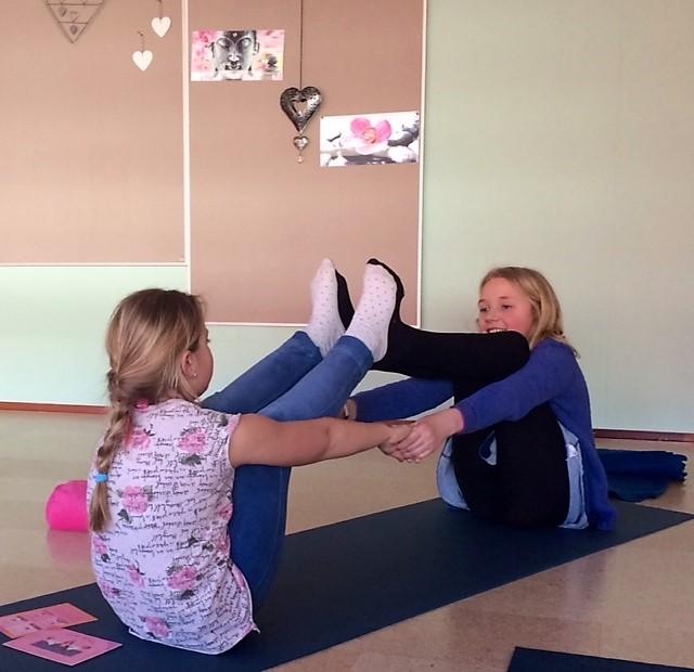 Yogastudio Corazon kinderyoga