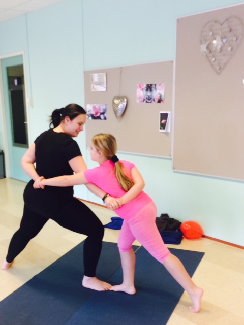 Yogastudio Corazon ouder- en kindworkshop